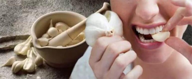 Чеснок убивает паразитов в организме человека