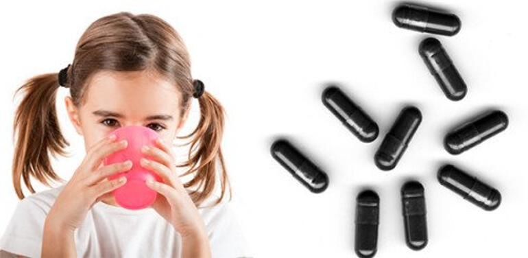 Активированный уголь ребенку 3 года дозировка