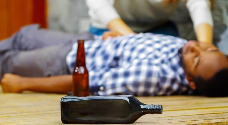 Препараты при алкогольном отравлении