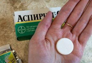 Помогает ли ацетиловая кислота от похмелья