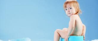 Причины белого поноса у ребенка