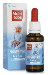 Мультитабс Беби причина поноса у ребенка