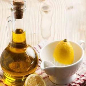 Оливковое масло с лимоном для чистки организма