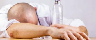 Как питаться после алкогольного отравления