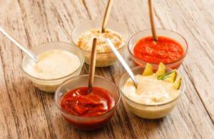 Запрещено употреблять соусы и пряности при сальмонеллезе