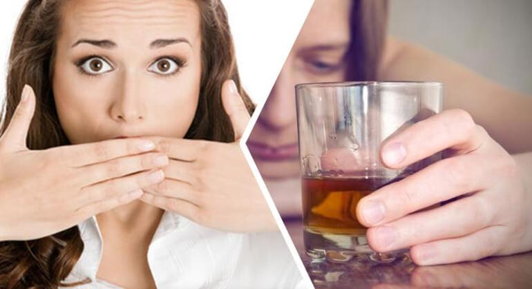 Икота при алкогольном опьянении причина