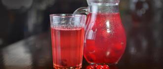 Как пить кисель при поносе