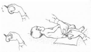 Как ставить клизму ребенку - инструкция