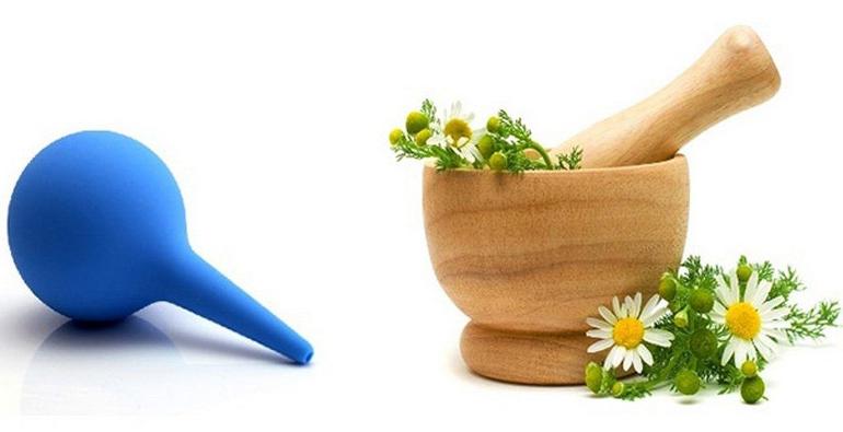 Клизма с ромашкой в домашних условиях: поможет ли она при простатите, воспалении кишечника, запорах и других заболеваниях?