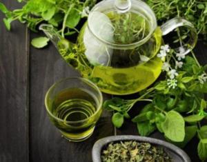 Зеленый чай при диарее