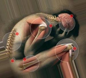 Мышечная боль при поражения организма гельминтами