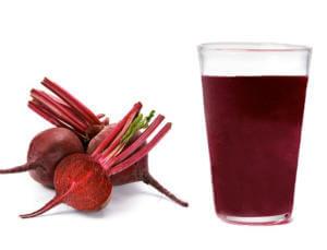 Свекольный сок для восстановления печени