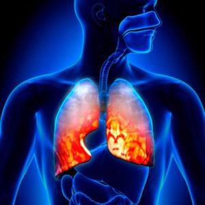 Перекись водорода при пневмонии
