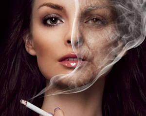 Запах от курильщика