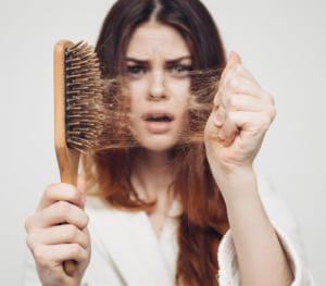 Чистка организма для предотвращения выпадения волос