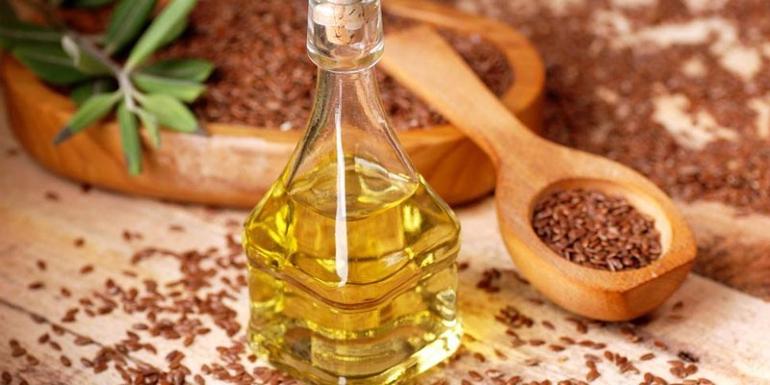 Льняное масло для кишечника