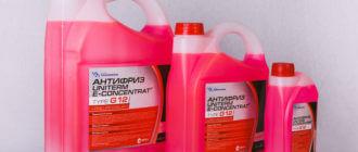 Причины отравления антифризом