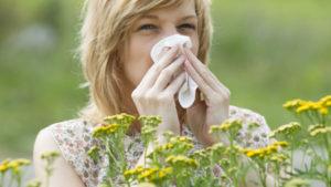 Аллергия на цветок красавка