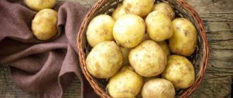 Причины отравления картофелем