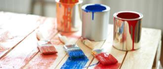 Отравление парами краски