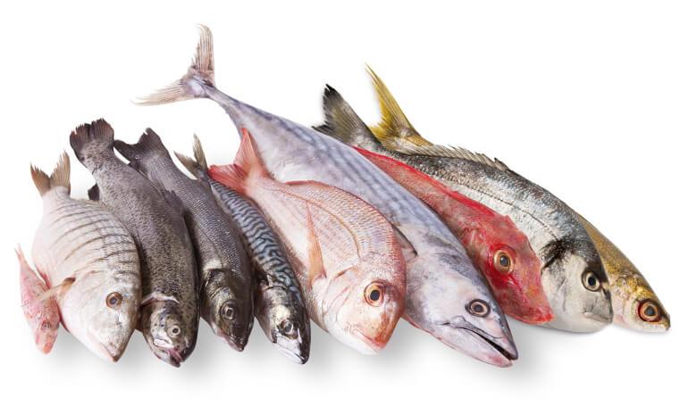 Виды отравления рыбой