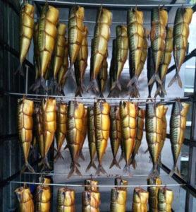 Причины отравления копченой рыбой
