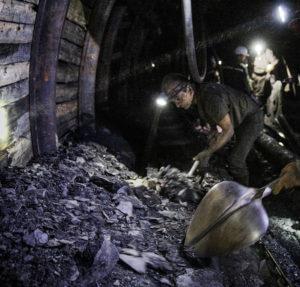 Отравление свинцом у шахтеров