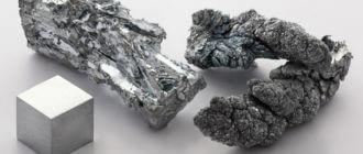 Отравление оксидом цинка