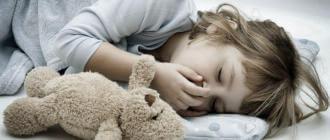 Интоксикация организма у ребенка