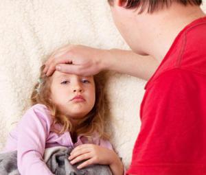 Отравление вешанками у детей