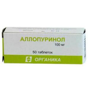 Взаимодействие Анальгина с Аллопуринолом