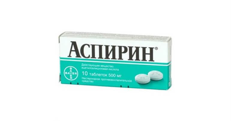 Причины передозировки аспирином