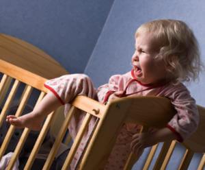 Расстройство сна при передозировке Бейби Калм