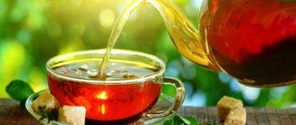 Причины передозировки чаем