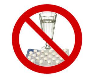 Одновременный прием Феназепама и алкоголя запрещено