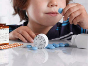 Передозировка Финлепсина у ребенка