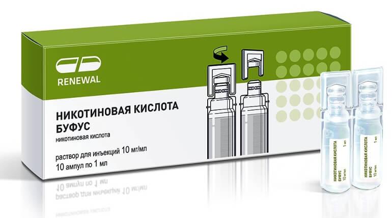 Аллергия на никотиновую кислоту на лице. Насколько это опасно? Симптоматические проявления на никотиновую кислоту