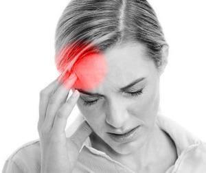 Головная боль при отравлении Нитроглицерана