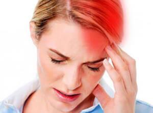 Головная боль при интоксикации Омега 3