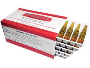 Витамин С в инъекциях