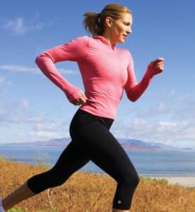 Физические нагрузки при приеме Полисорба для похудения
