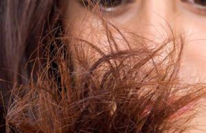 Льняное масло при сухости волос