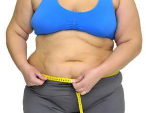 Ожирение при употреблении маргарина