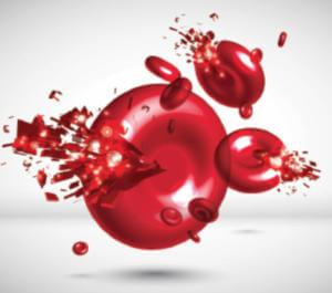 Влияние уксуса на клетки крови