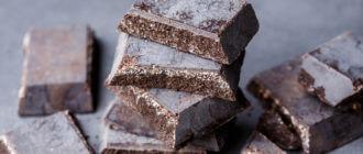 Отравление просроченным шоколадом