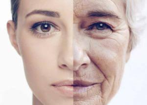 Старение кожи после употребления кофе