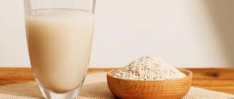Рисовый отвар против поноса