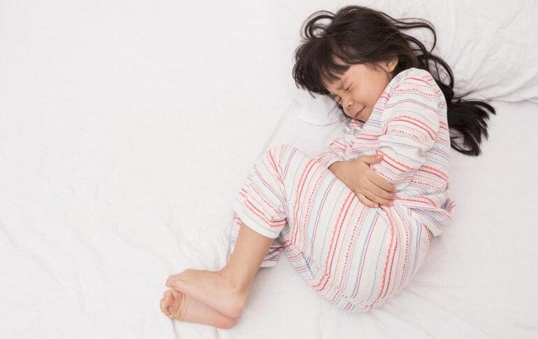 Сальмонеллез у грудничка симптомы
