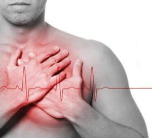 Сбой в работе сердца при недостатке соли