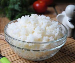 Рис при интоксикации соли